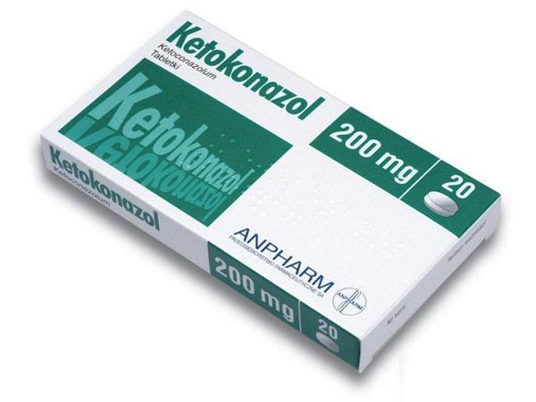 Таблетки против себореи