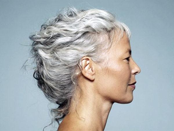 Маска для волос от седины – натуральные средства в домашнем уходе