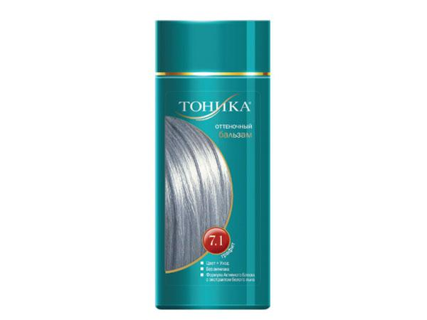 Красящий шампунь для седых волос для мужчин