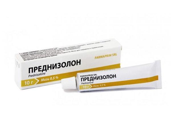 Лечение препаратами местного действия