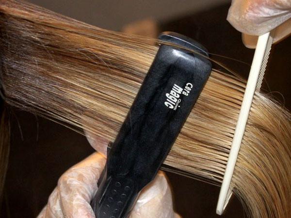 Можно ли делать кератиновое выпрямление волос беременным