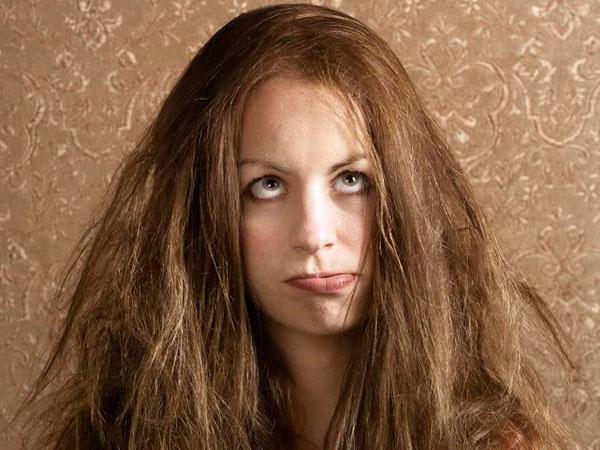Чем полоскать жирные волосы