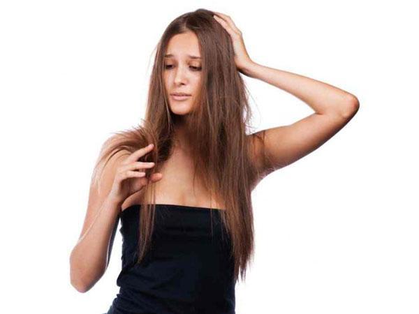 Сухие волосы на концах что делать с сухими кончиками волос