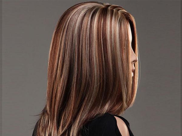 Мелирование окрашивание волос фото