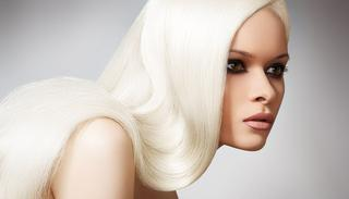 Как убрать желтизну после осветления волос