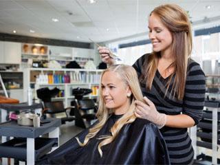 Как в домашних условиях покрасить кончики волос