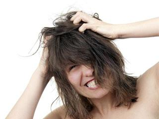 Жирные волосы и перхоть лечение