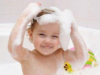 Чем мыть голову ребенку для роста волос