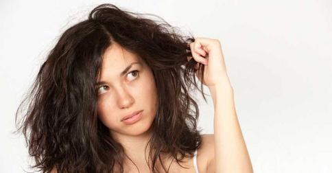 Признаки неухоженных волос