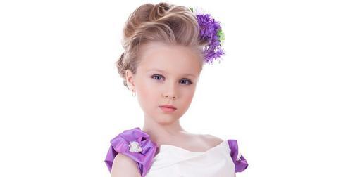 Прически для девочек на Новогодний утренник с разной длиной волос и ТОП-10 быстрых укладок