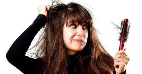 Возможные последствия наращивания волос.