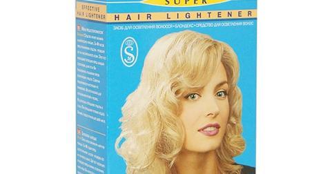 Блондекс для осветления волос