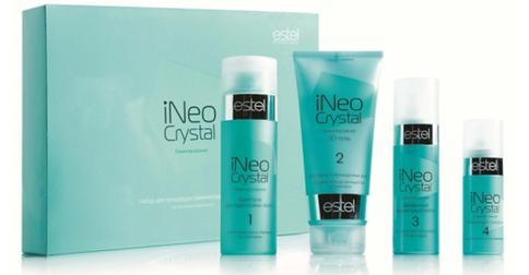 ламинирование волос препаратами компании Эстель