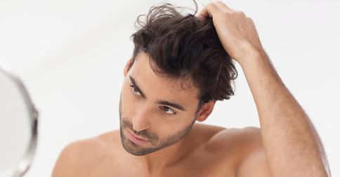 Как мужчине выпрямить волосы