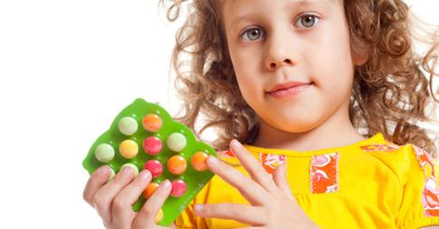 Витамины для роста волос у детей