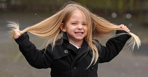 Шампунь для роста волос для детей