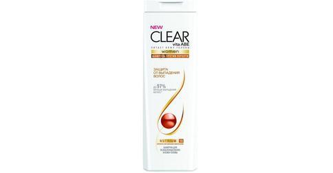 Шампунь Clear vita abe — эффективное средство против выпадения волос