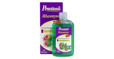 шампунь Репейник против выпадения волос