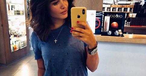 Ксения Бородина из-за новой прически стала похожа на свою дочь