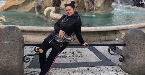 Фанаты назвали Наташу Королеву Микки Маусом за необычную прическу