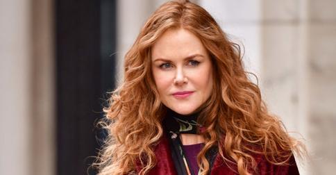 Вспомнила молодость: Николь Кидман снова носит рыжие кудрявые локоны