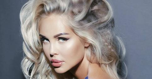 В преддверии лета Мария Погребняк вернулась к чистому блонду