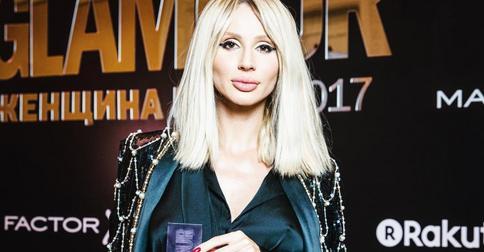 Светлана Лобода сменила цвет волос для съемок нового клипа
