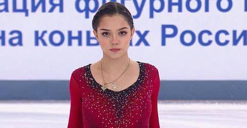 Евгения Медведева решилась на смену имиджа и перекрасила волосы