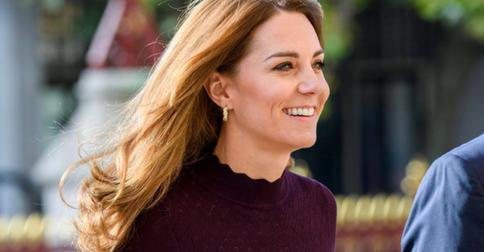 Кейт Миддлтон впервые за много лет изменила прическу