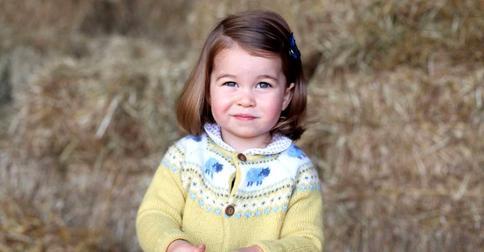 Королевский выбор: Кейт Мидлтон рассказала о любимой прическе принцессы Шарлотты