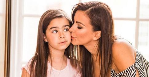 9-летняя дочь Ани Лорак изменила цвет волос