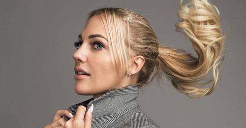Мерьем Узерли неожиданно показала себя с платиновым блондом