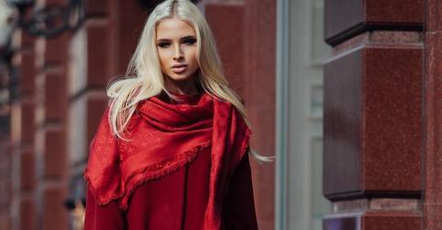 «Я вернулась!»: Алена Шишкова вновь стала блондинкой