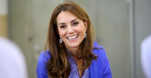Кейт Миддлтон сразила британцев голливудской укладкой