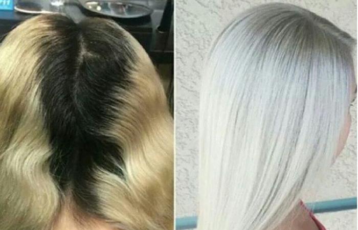 Как осветлить волосы в домашних условиях без желтизны без краски