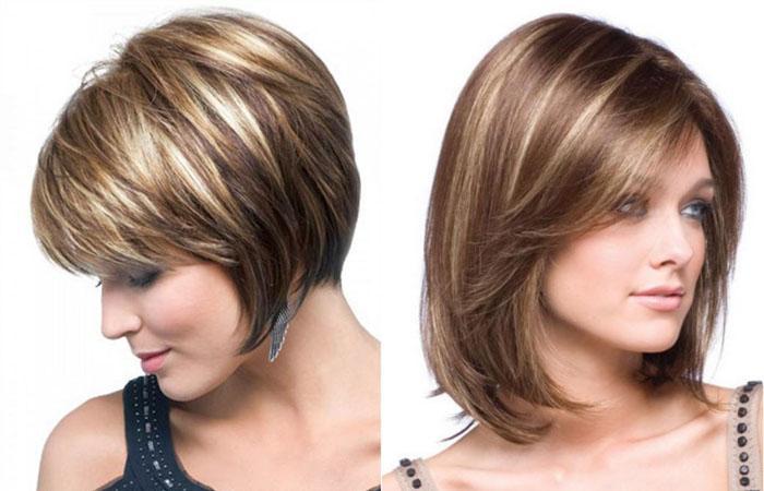 Как сделать колорирование на короткий волос 814