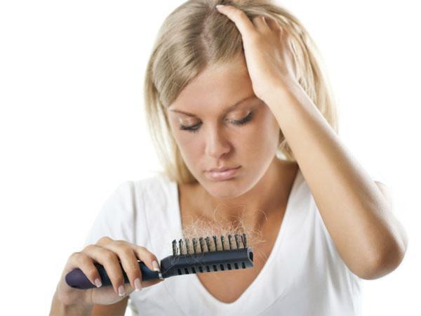 Беременна сильно выпадают волосы 525